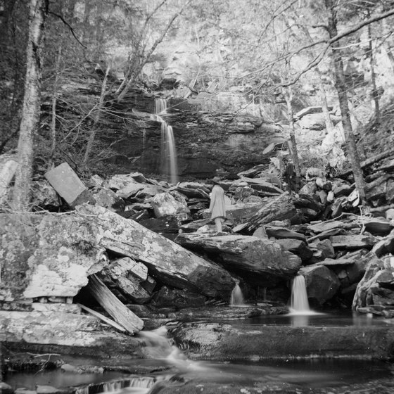 A trip through the Catskills yields mountains, woodlands and the occasional waterfall.