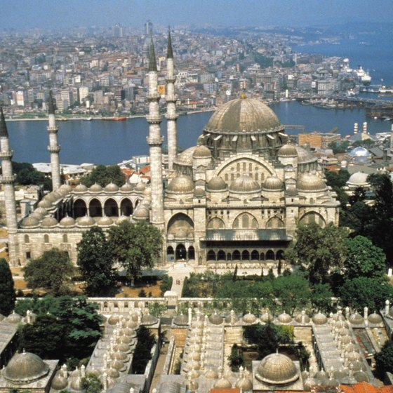 Istanbul is the world's only city that sits on two continents: Europe and Asia.