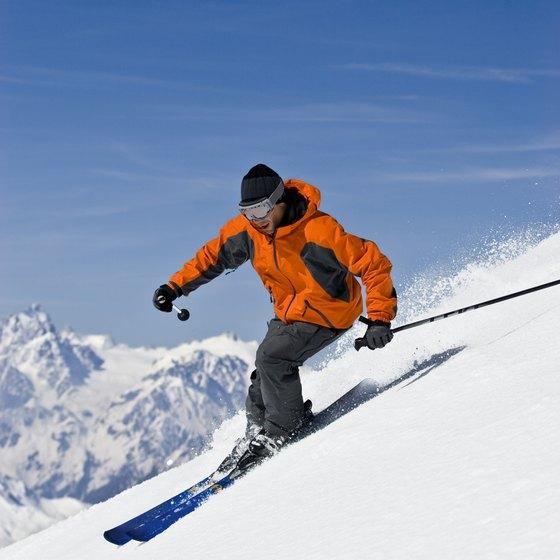 Top Skiing Cities In Colorado