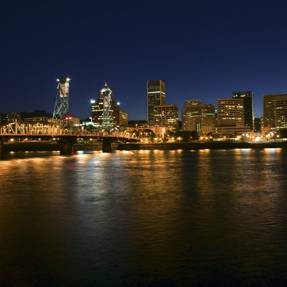 Portland is Oregon's most populous city.