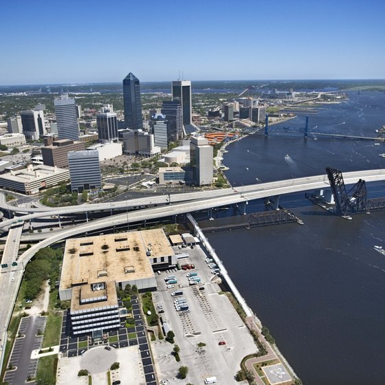 Children-friendly activities sit scattered throughout Jacksonville.