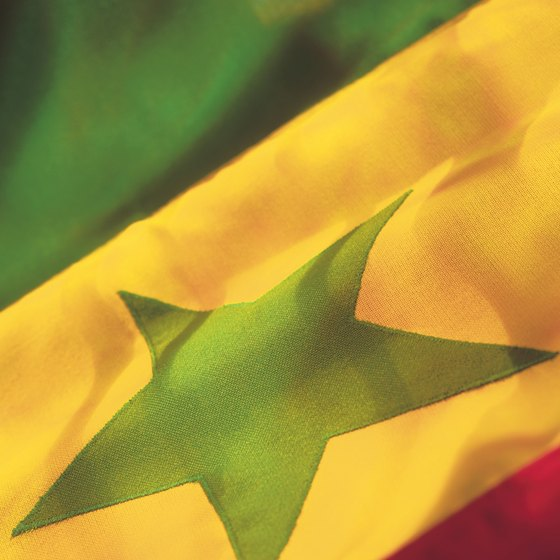 Senegal is a proud and fairly welcoming nation.