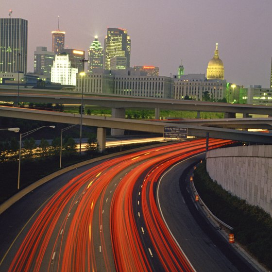 Decatur is part of the Atlanta metropolitan area.