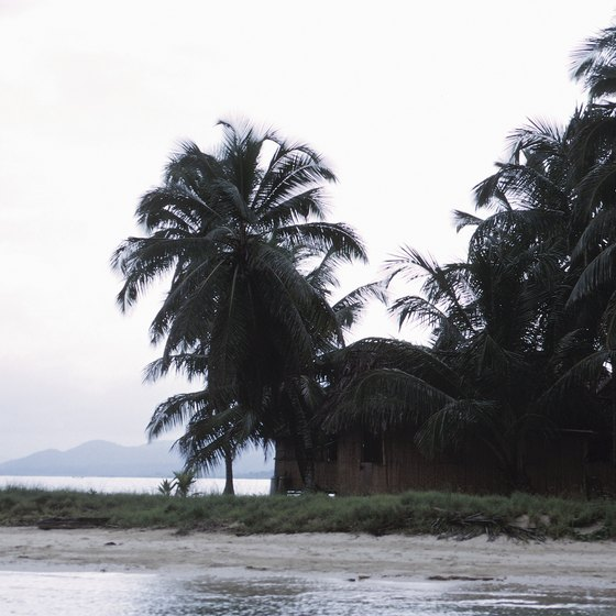 The shoreline near Chitré offers much more than just sunbathing.