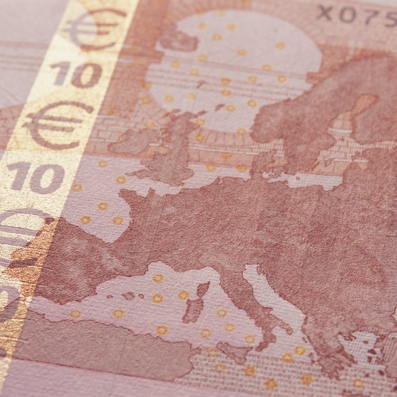 The euro is used by most European Union member states.