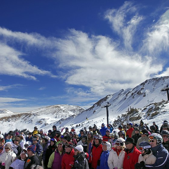 Loveland, Colorado, is known as a skiing destination.
