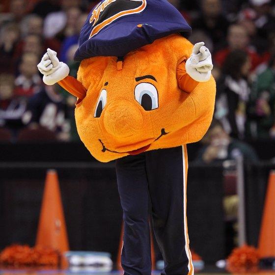 Syracuse University Mascot History
