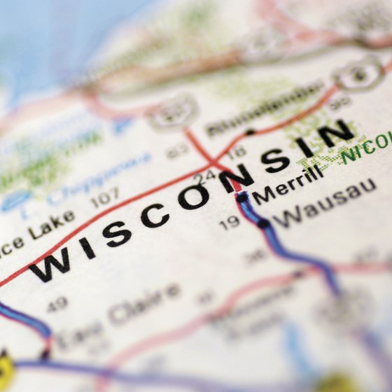 Camping and outdoor recreational opportunities are found on Wisconsin's largest lakes.