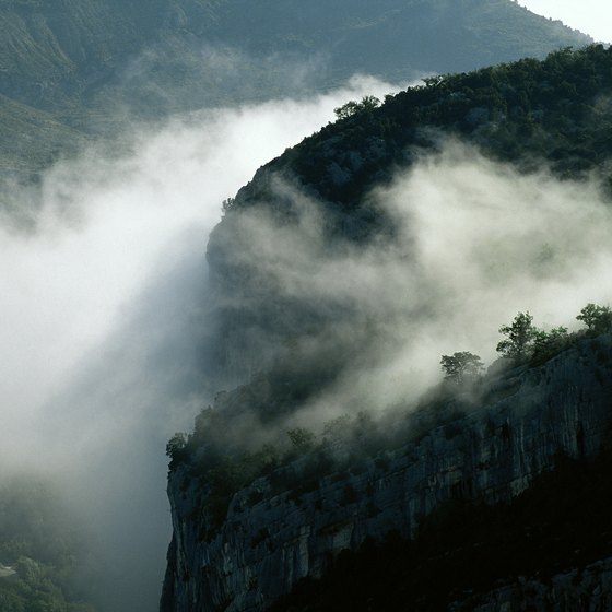 Striking mountain views await you on your journey through the Pyrenees.