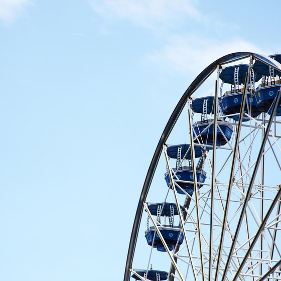 Gillian's Wonderland Pier on the boardwalk in Ocean City offers thrills for the whole family.