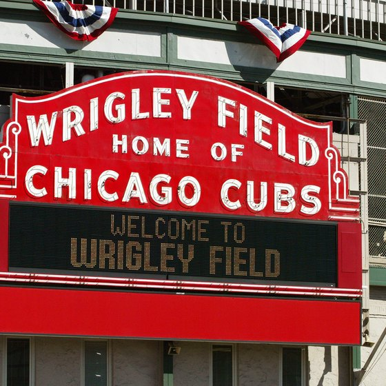 Wrigley Field: The centerpiece of its neighborhood, but hardly its only attraction.