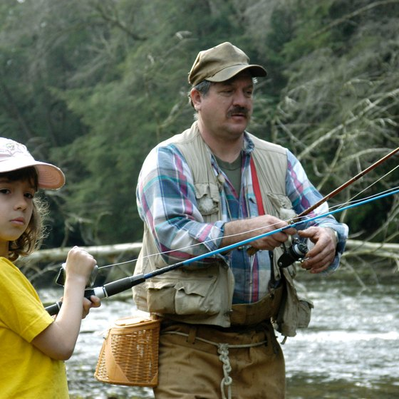 Trout fishing in Pennsylvania