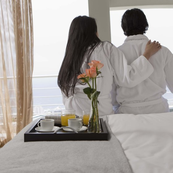 A Myrtle Beach getaway can set the tone for romance.