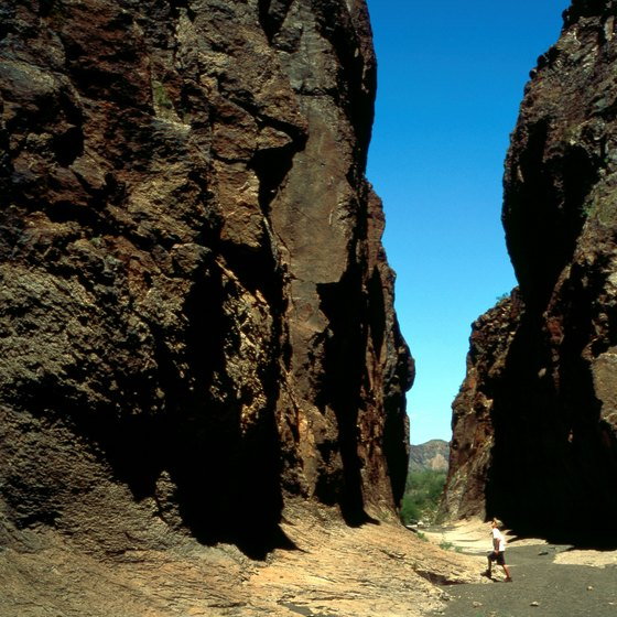 Big Bend National Park offers back country kayaking and camping opportunities.