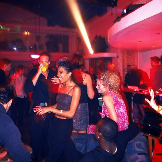 Late-night parties keep New Yorkers dancing 'til dawn.