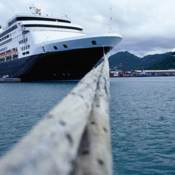 Modern cruise ships are rigorously controlled environments.
