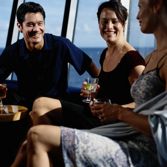 Cruises are a fun way for singles to meet.