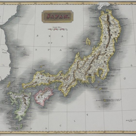 Japan is an island nation in the northwest Pacific Ocean.