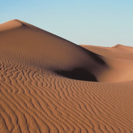 "The deserts and sand dunes are iconic, but there's more than that on the Saudi ""must see"" list."