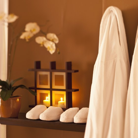 According to the International Spa Association, the number of spas in the U.S. has grown to over 20,000.