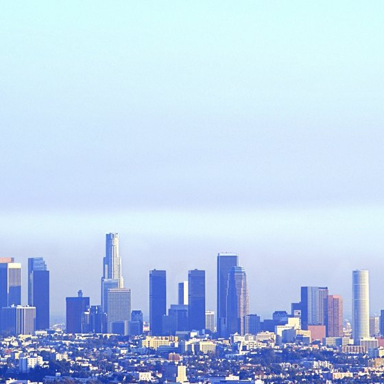 Pasadena is within easy driving distance of downtown Los Angeles.