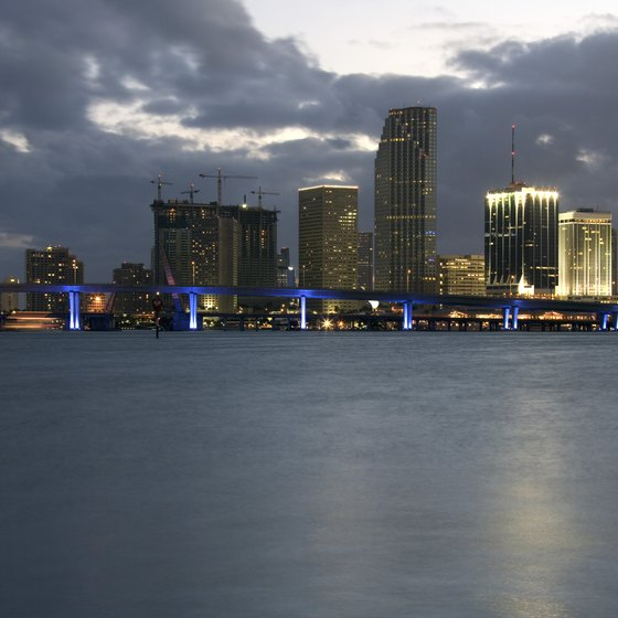 Miami is a thriving multicultural city in Florida.