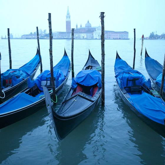 Venice is possibly one of the most instantly recognizable cities in the world.