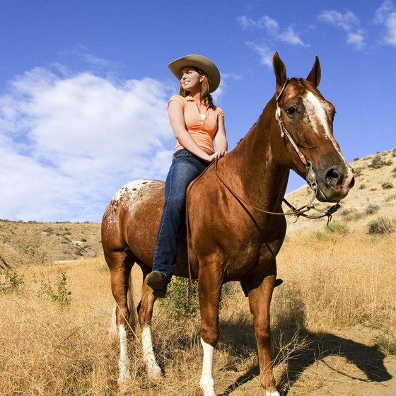 Try horseback riding in the Southern Utah desert.