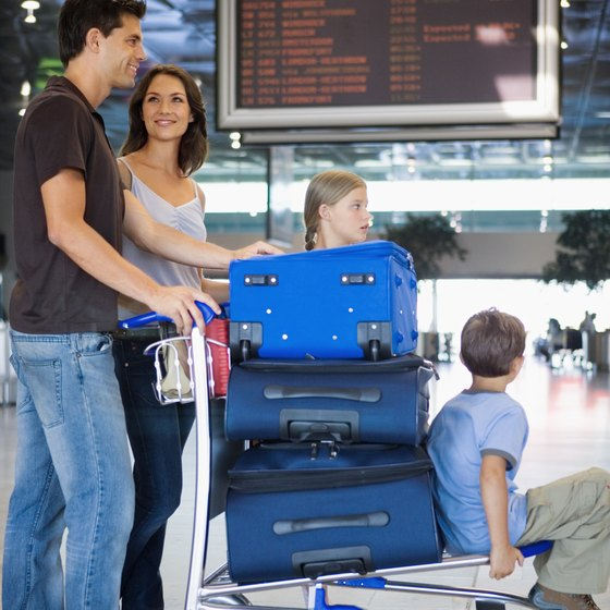 Advance knowledge of airline luggage rules eases your airport check-in.