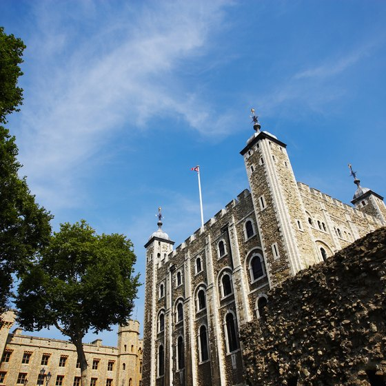 The Tower of London is among England's most popular and most macabre attractions.