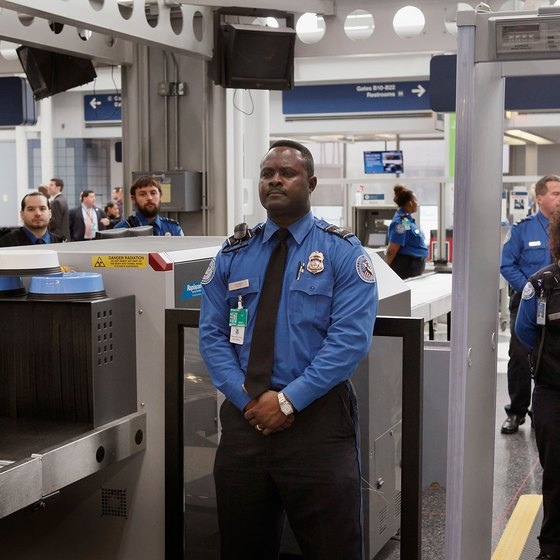 All adult air travelers must carry identification through TSA checkpoints.