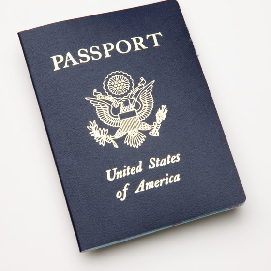 Costs for a U.S. passport begin at $135.