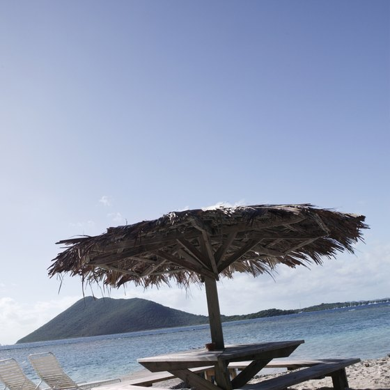 The Caribbean's tourism industry is closely tied to its natural resources.