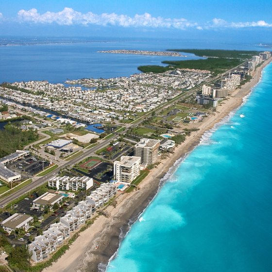 Jensen Beach, Florida, was first inhabited by the Ais Indians.