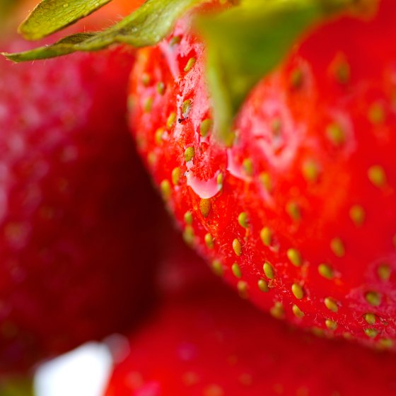 Buckhannon's annual Strawberry Festival is one of the state's oldest festivals.