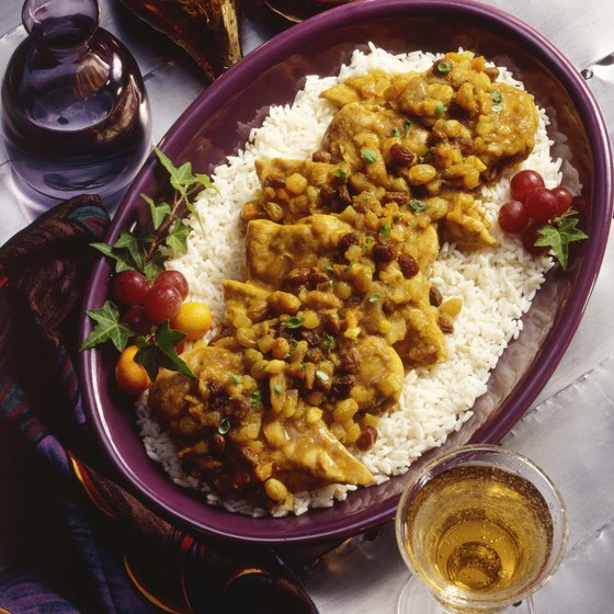 Enjoy some Indian curry just a short drive from West Sacramento's Raley Field.