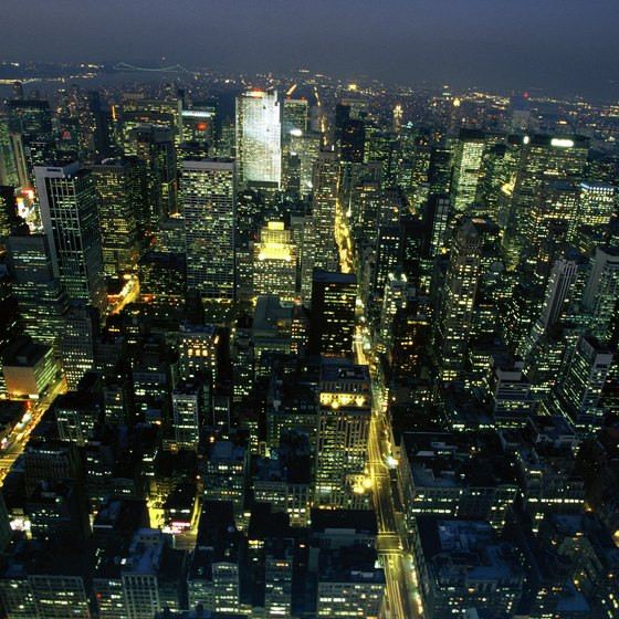 New York City Is One Of The World S Most Cities