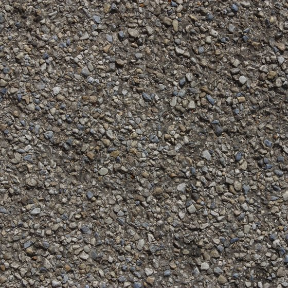 Asphalt mined from the Pitch Lake is used for paving roads, parking lots and airport runways.