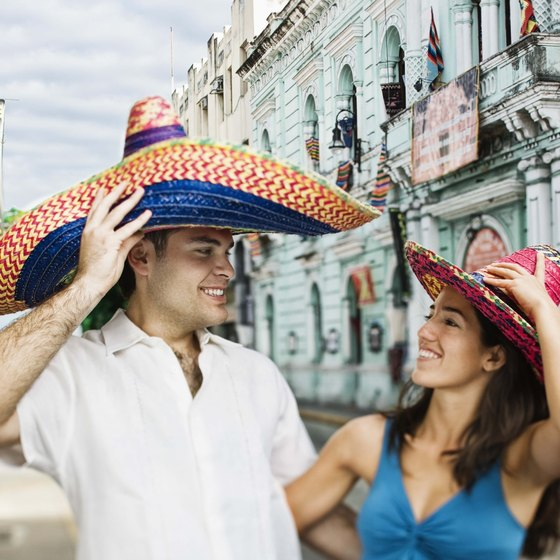 Mexico vacations offer variety.