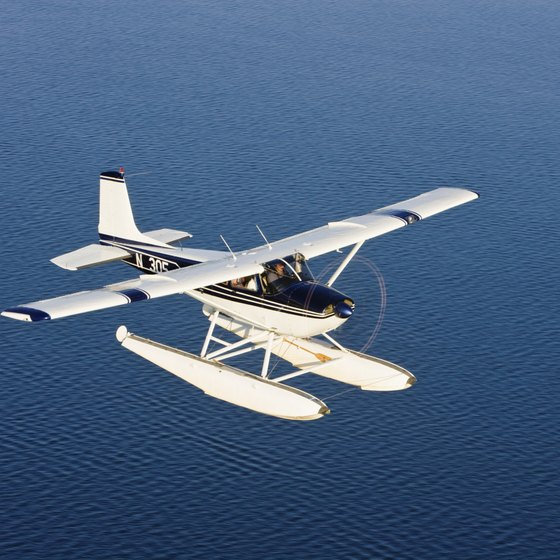 Atikwa Lake is only accessible by float plane.