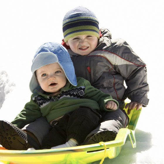 Sledding is a favorite winter activity for many Chicagoans.