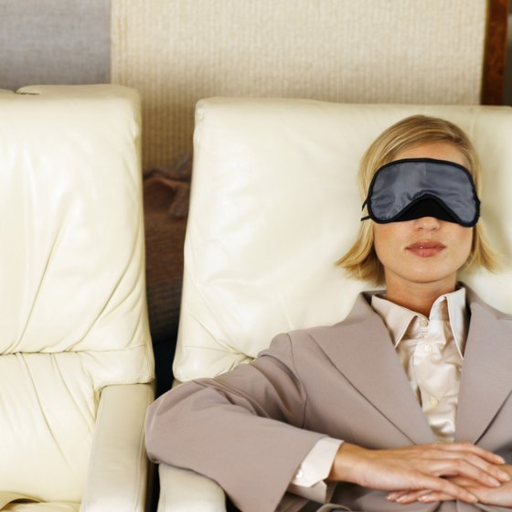 Stay well-rested when you travel internationally.