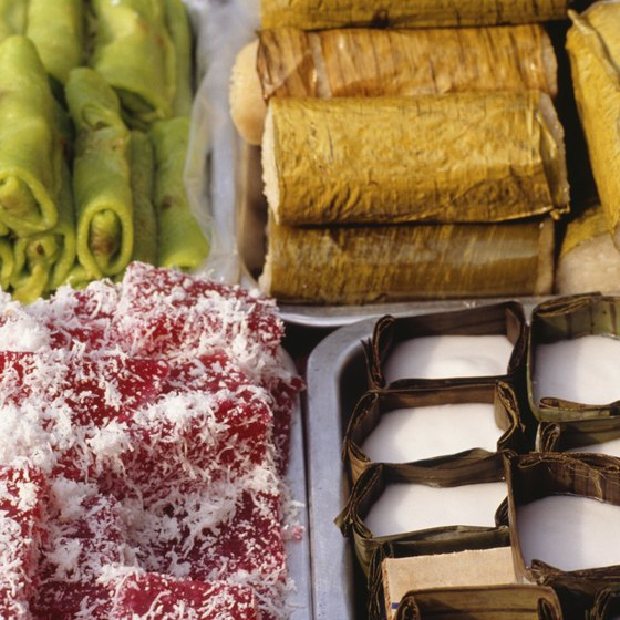 Travelers to Kuala Lumpur tickle their tastebuds with some of the world's most mouthwatering street treats.