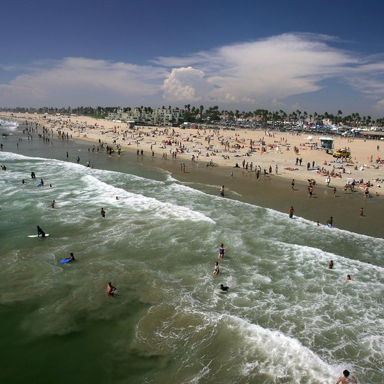 Rv Camping And State Campgrounds Near Huntington Beach