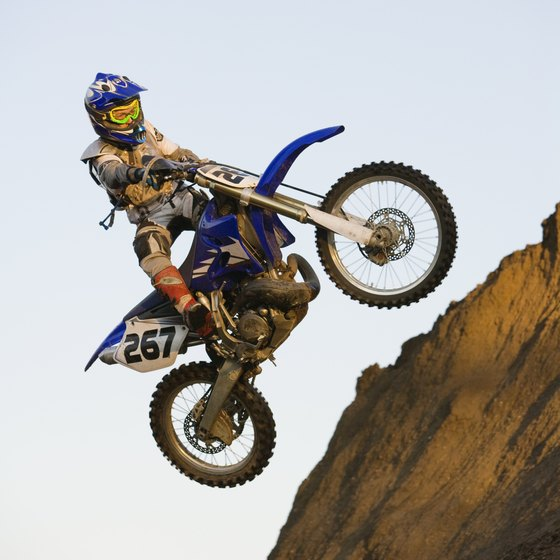Maryland is home to private and state dirt bike parks that also accommodate ATVs and winter snowmobiling.