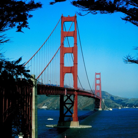 Short trips by train from San Francisco are an easy way to see the Bay Area.
