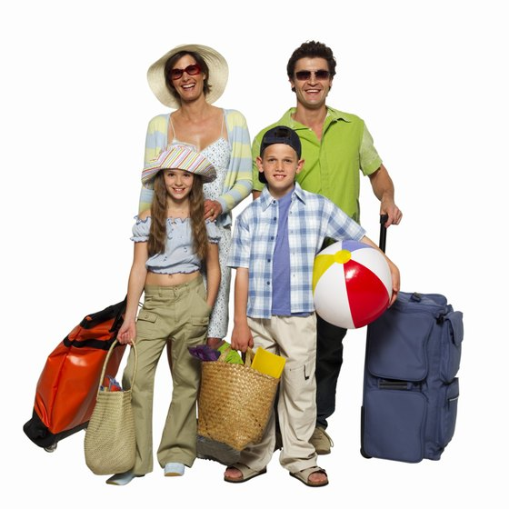 Ready, set, travel -- with peace of mind and happy kids.