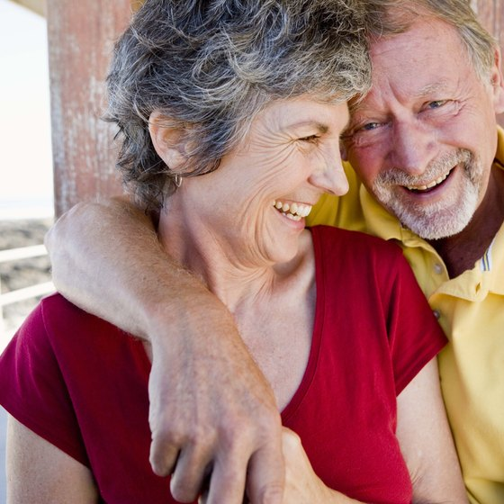 Older married couples can find many things to do in LA County.