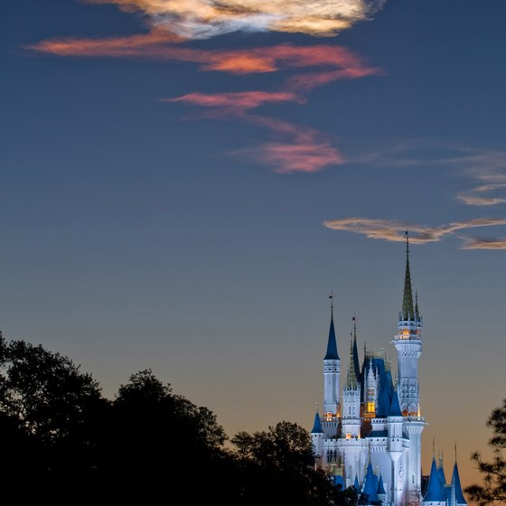 A magical day awaits visitors to Disney's resorts in California and Florida.