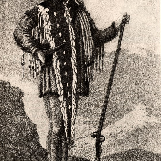 Explorer Meriwether Lewis relaxed in Lolo Hot Springs along with other members of his expedition with William Clark.